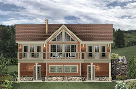 House Plans With Garage Apartments And Basement