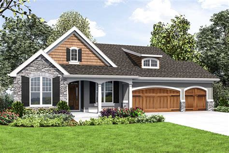 House Plans With Walkout Basement Garage Plans