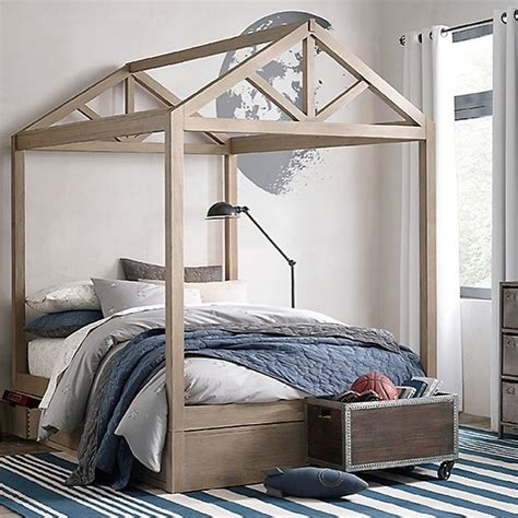 House Shaped Bed Frame Diy