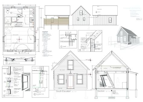 House Sketch Plan Dollhouse Family
