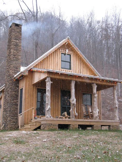 House-Plans-Cabins-And-Sheds