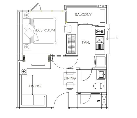 House-Plans-Free-Download-Dwg