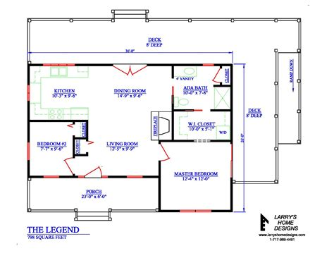 House-Plans-Wheelchair-Accessible-Square-Feet