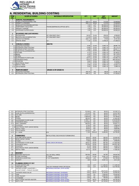 House-Plans-With-Cost-To-Build-Estimates-Free-Philippines