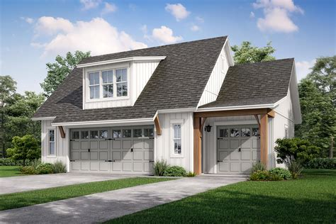 House-Plans-With-Detached-Workshop