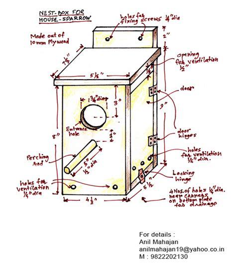 House-Sparrow-Nest-Box-Plans