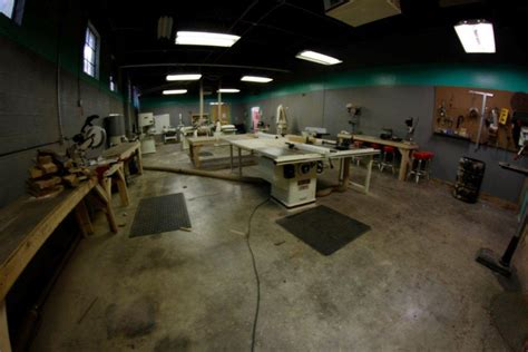 Houston-Woodworking-Space