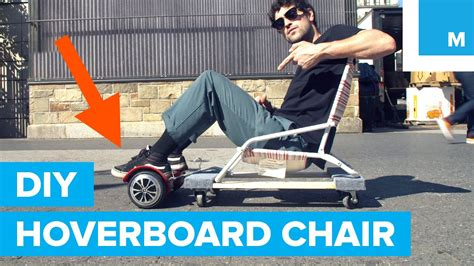 Hoverboard Chair Diy