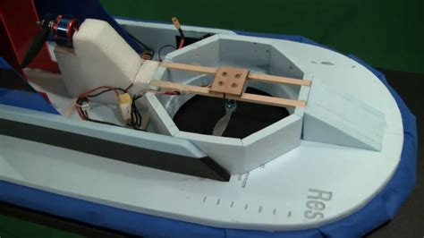 Hovercraft Design Plans Simple Des