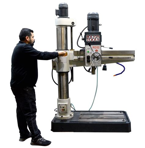 How A Drill Press Works