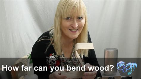 How Can You Bend Wood