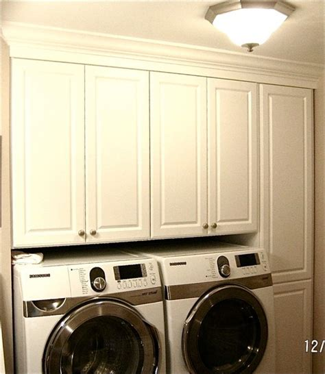 How Deep Are Laundry Room Upper Cabinets