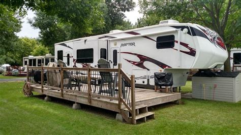 How Do I Build A Deck For My Rv