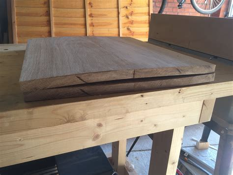How Do I Fix A Warped Wooden Table Top