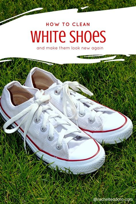 How Do You Clean White Converse Sneakers