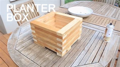 How Do You Make A Wooden Box