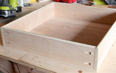 How Do You Make Dresser Drawers