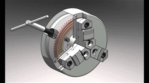 How Does A 3 Jaw Chuck Work