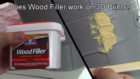 How Does Wood Filler Work