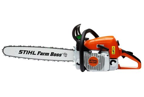 How Many Cc Is A Stihl Ms290