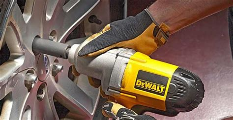 How Much Air Pressure Needed For Impact Wrench