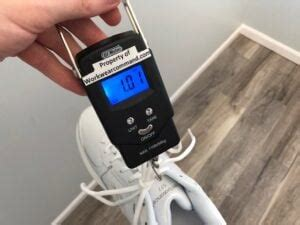 How Much Do New Balance Sneakers Weigh