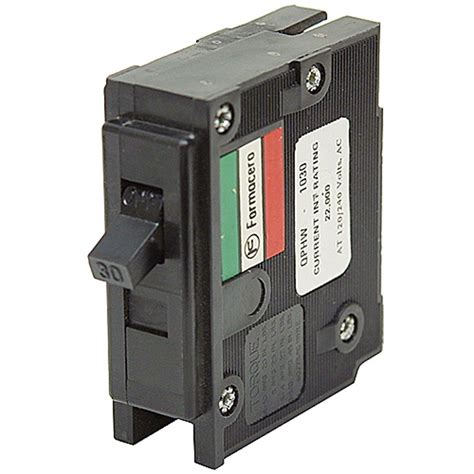 How Much Is A 30 Amp Circuit Breaker