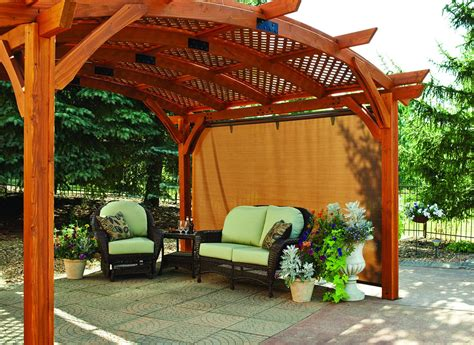 How Much Is A Diy Pergola