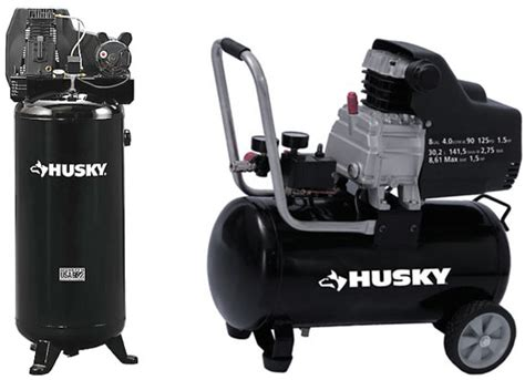How Much Is A Husky Air Compressor