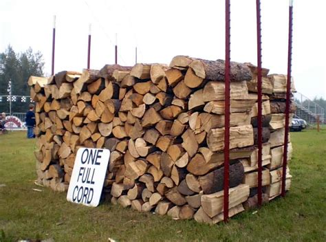 How Much Is A Load Of Wood