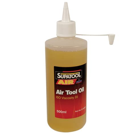 How Often To Oil Air Tools