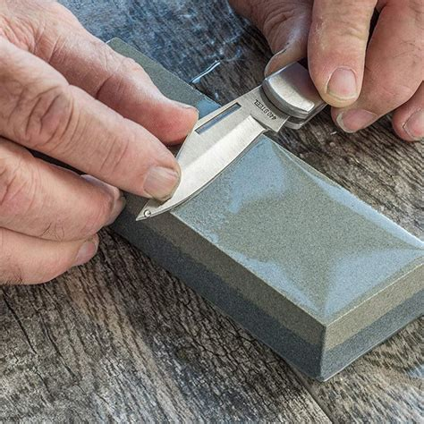 How Sharpening Stones Are Made