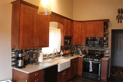 How Tall Are Kitchen Wall Cabinets
