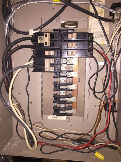 How To Add A Breaker To A Full Breaker Box