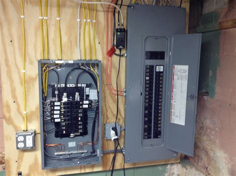 How To Add A Sub Panel Electrical Box