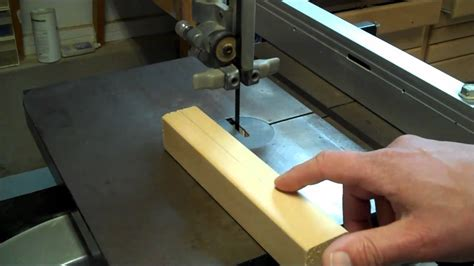 How To Adjust A Bandsaw