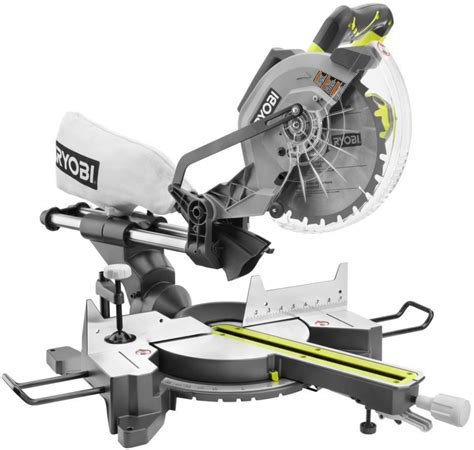 How To Adjust Laser On Ryobi Miter Saw