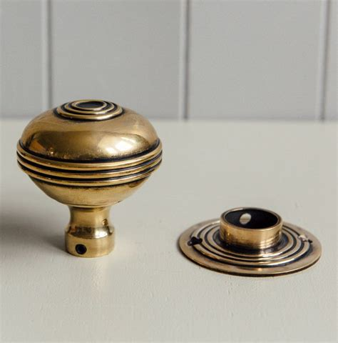 How To Age Brass Door Knobs