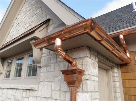 How To Age Copper Gutters