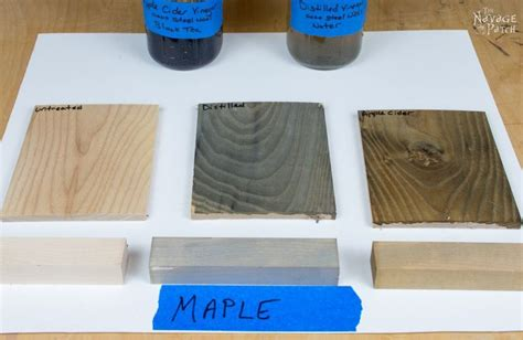 How To Age Maple Wood
