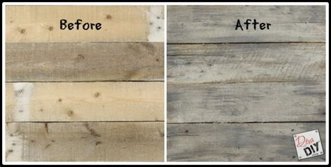 How To Age New Wood Gray