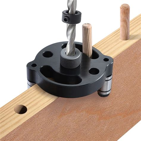 How To Align Dowel Holes Jig