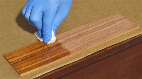 How To Apply Boiled Linseed Oil To Wood Table