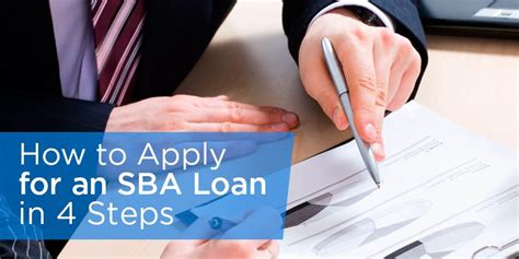 How To Apply For Sba Loan