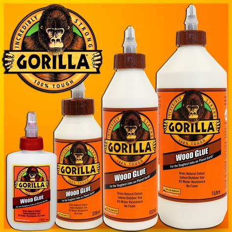 How To Apply Gorilla Glue On Wood Furniture