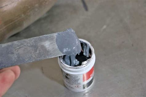 How To Apply Jb Weld Extreme Heat