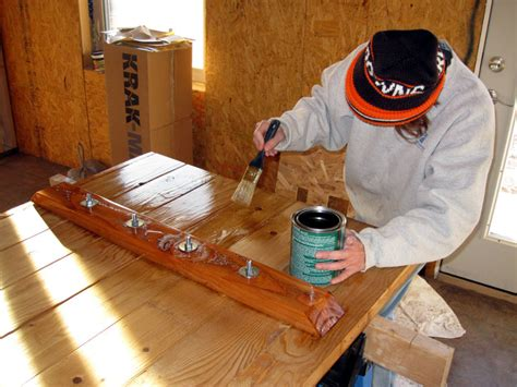 How To Apply Lacquer To Wood Furniture