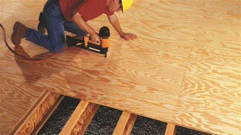 How To Apply Laminate To Plywood
