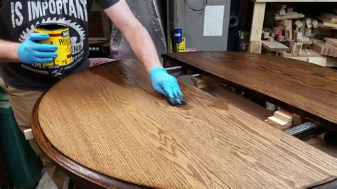 How To Apply Minwax Stain To Floors
