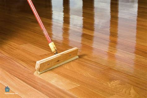 How To Apply Oil Based Polyurethane To Hardwood Floors